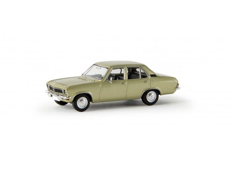 1//87 Brekina Opel Ascona A hellgrün metallic 20373