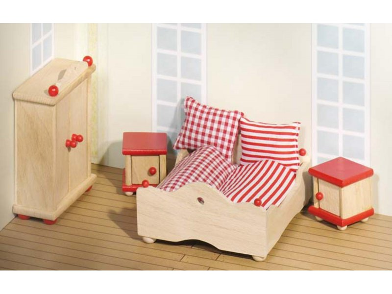 Puppenmöbel Schlafzimmer Gollnest & Kiesel 51954