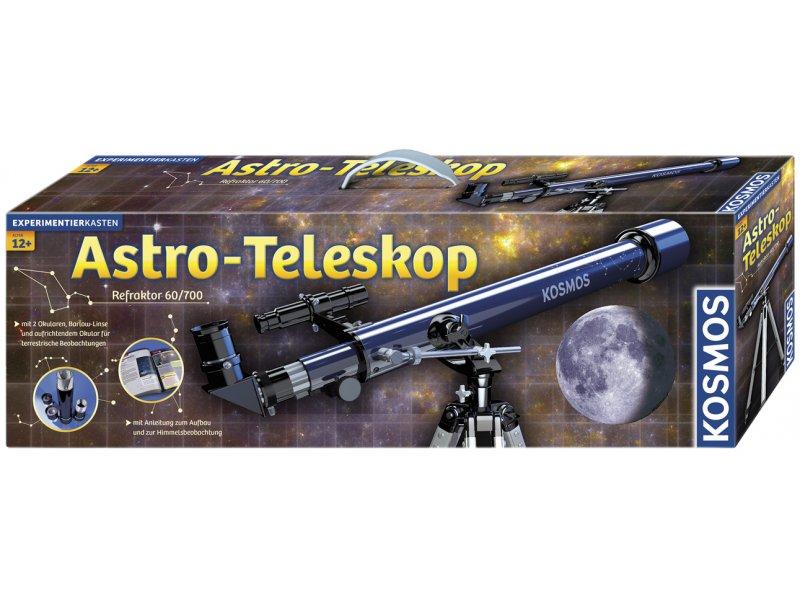 Astro teleskop kosmos