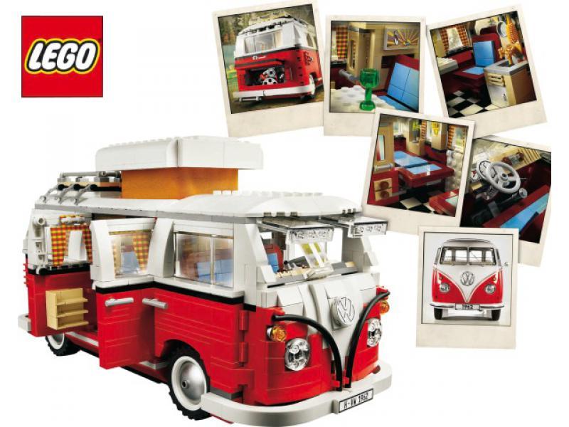 lego10220creator vw t1 campin creator vw t1 campingbus. Black Bedroom Furniture Sets. Home Design Ideas