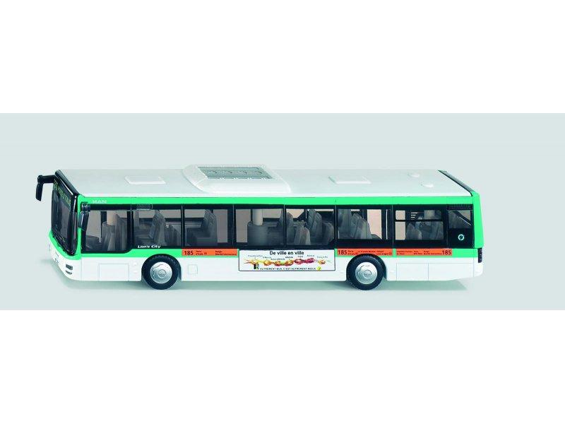 SIKU 3734 MAN Lion´s City Stadtbus im Maßstab 1:50 Spielzeugautos